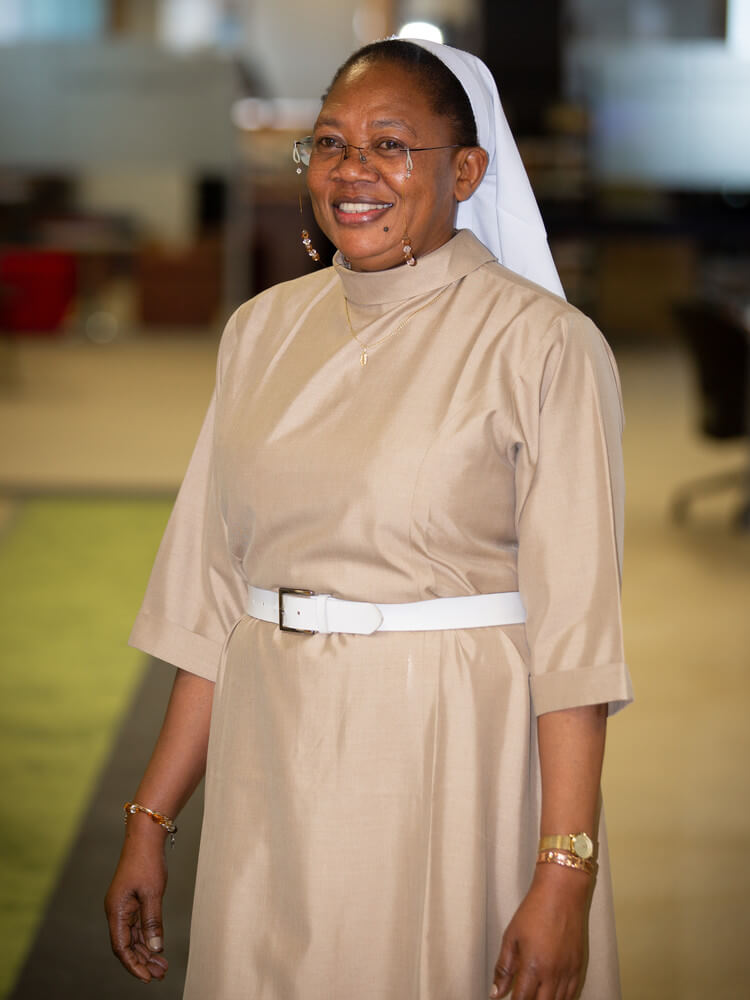 Sister Mary Owino