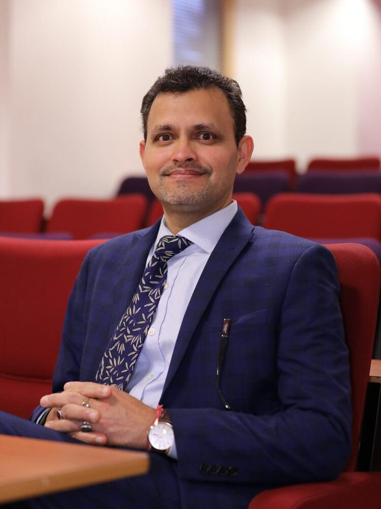 Dr Vippin Nadda