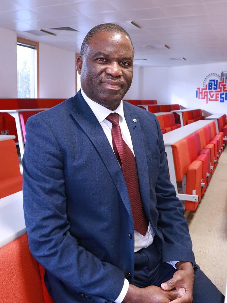 Dr Peter Mogaji