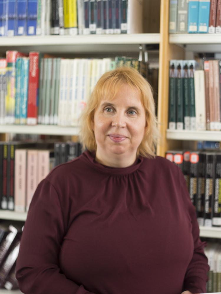 Nicole Mitsche, FHEA