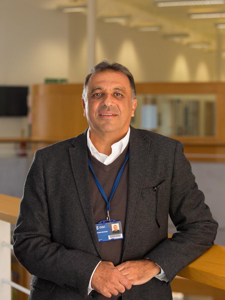 Hamid Ahmad Mehrabi