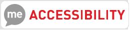 ReciteMe accessibility toolbar button