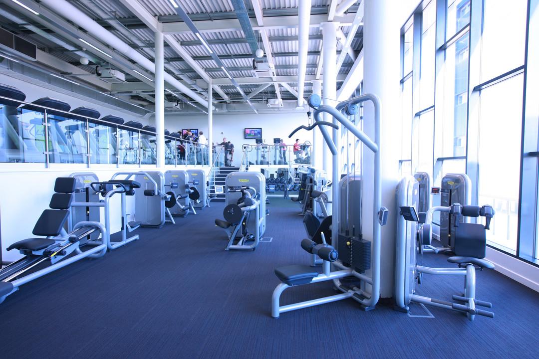 Interior picture of CitySpace Fitness Suite