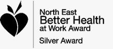 Better Health at Work - Silver Award logo