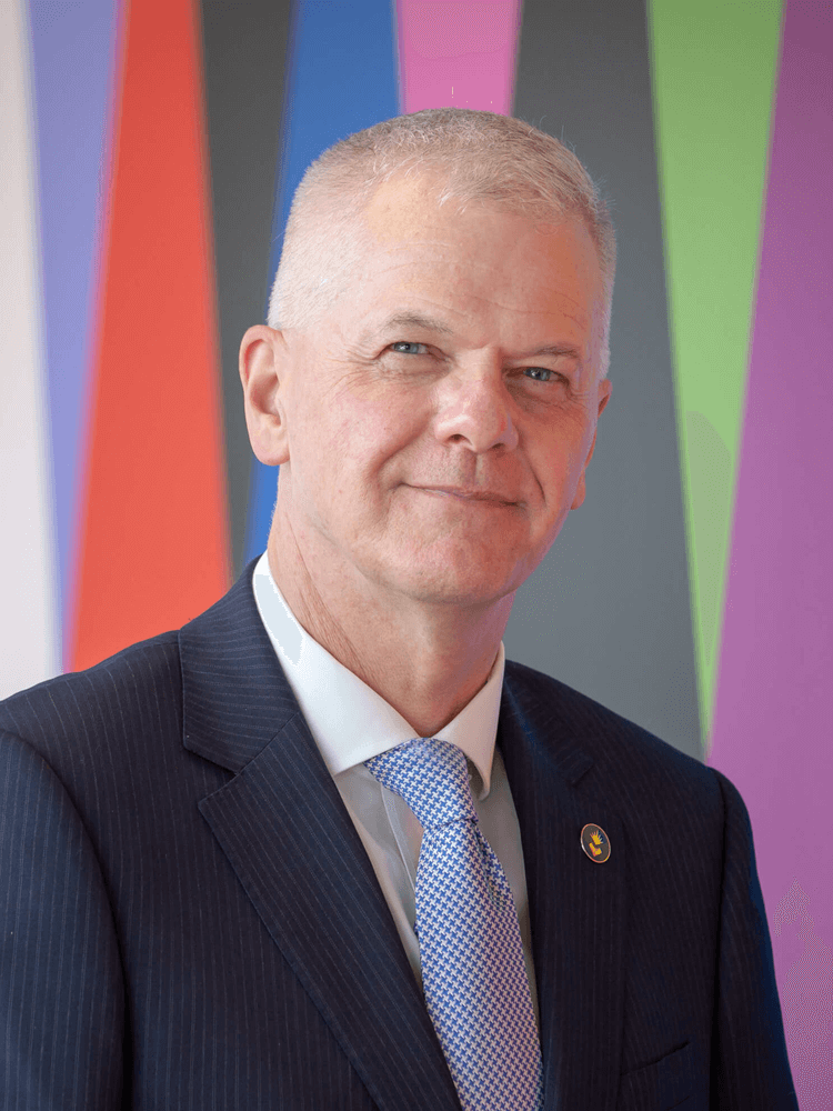 David Bell, Vice-Chancellor and Chief Executive
