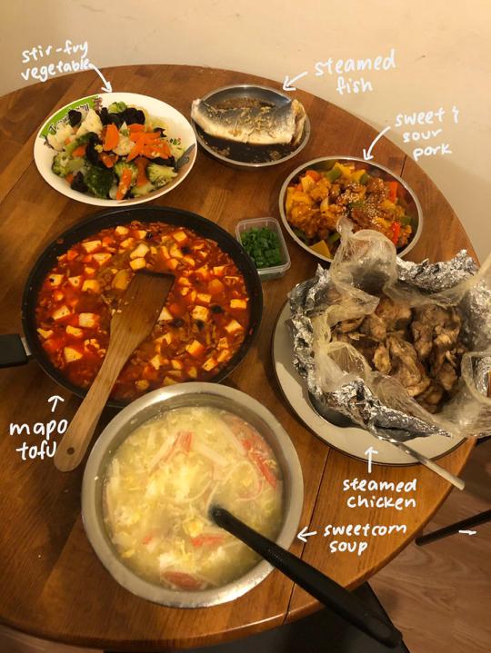 Lunar food 2