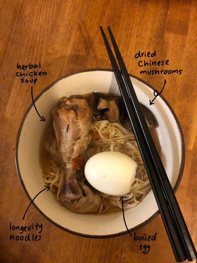 Lunar food 3