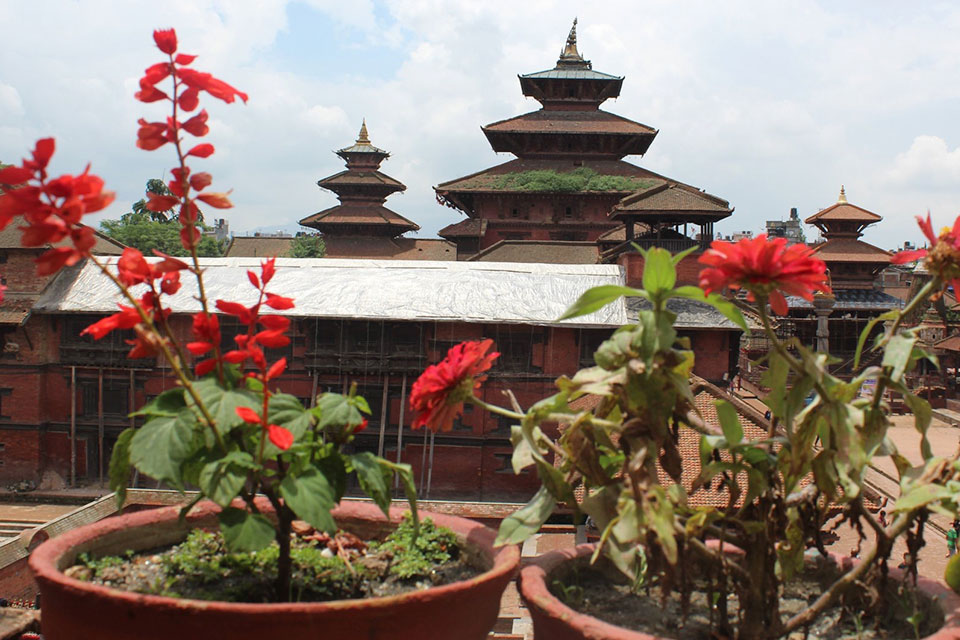 Buddhist temples in Nepal