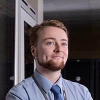 Network Computing graduate David King
