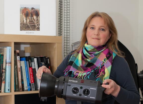 Yvonne Davies, MA Photography graduate