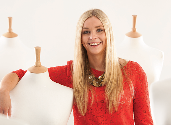 Sophia Ramsey, Fashion Product and Promotion graduate