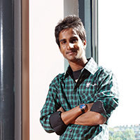 Adarsh Chuttooar, Mechanical Engineering student