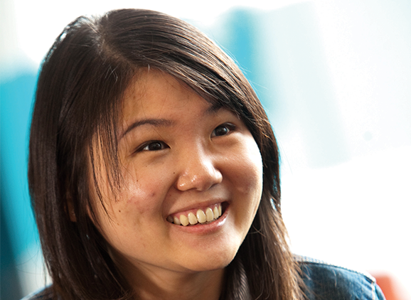 Lu AiYen, MSc Nursing student
