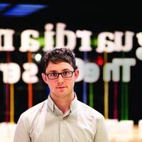 Josh Halliday, Journalism graduate