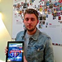 Jamie Orrell, Sports Journalism graduate