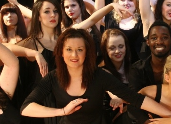 Jade Bates, Dance graduate