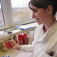 Kate Mulholland, Biomedical Science student