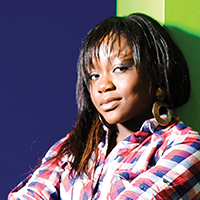 Tolu Oyebanji, Biomedical Sciences student