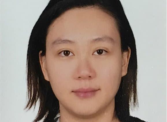 Passport photo of a student