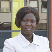 Betty Bizoza, Public Health graduate