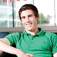 Niall McArdle, Sport graduate