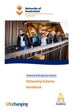 Fellowship handbook cover