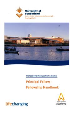 Principal Fellowship handbook cover