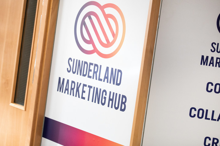 Sunderland Marketing Hub, at the Sir Tom Cowie Campus at St Peter's