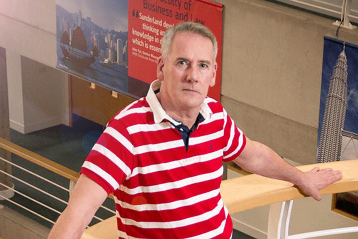Senior Lecturer Alan Charlesworth
