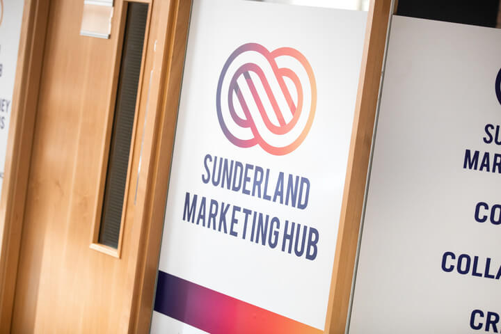 The Marketing Hub at the University of Sunderland