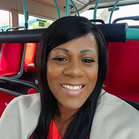 Sandra Hackshaw, BA (Hons) Business and Management student