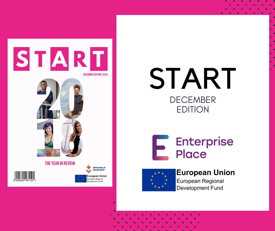 Start magazine December