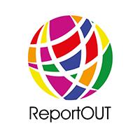 ReportOUT logo