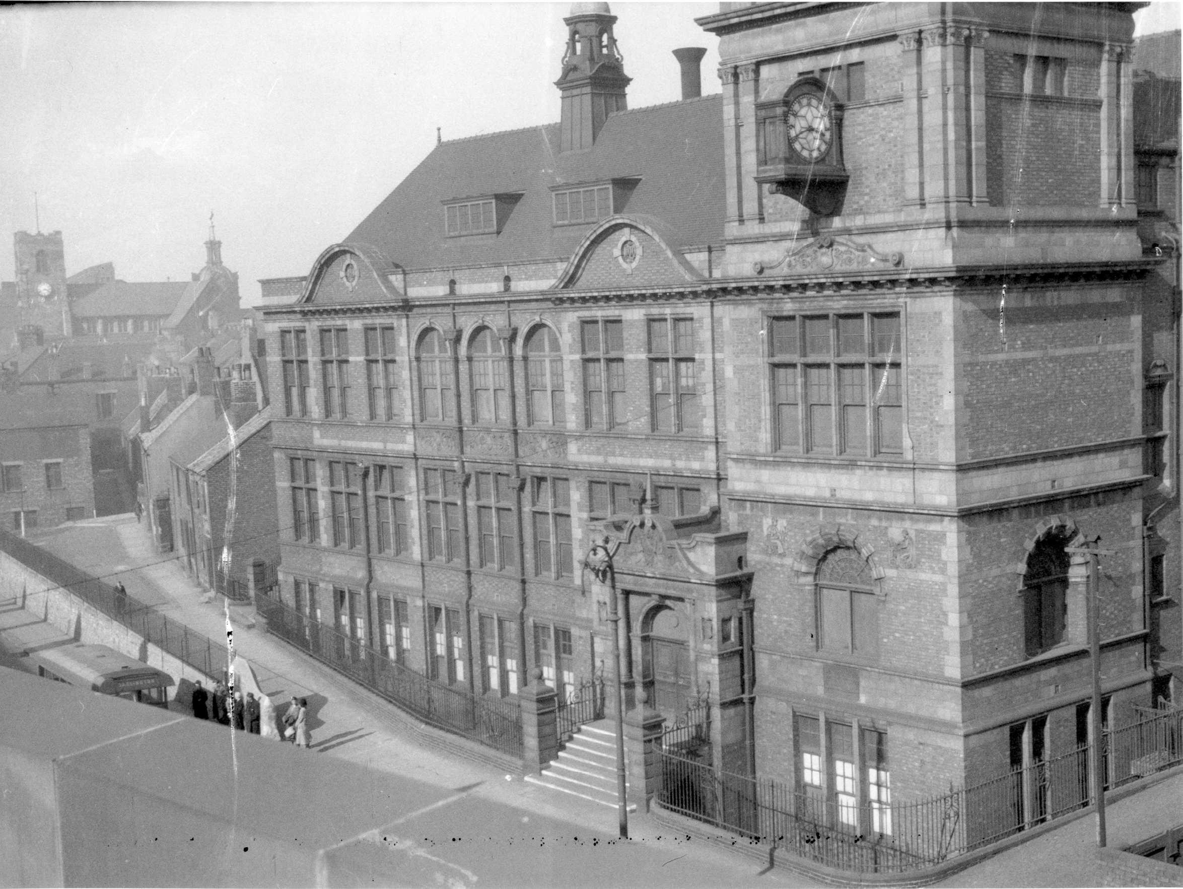 Galen building