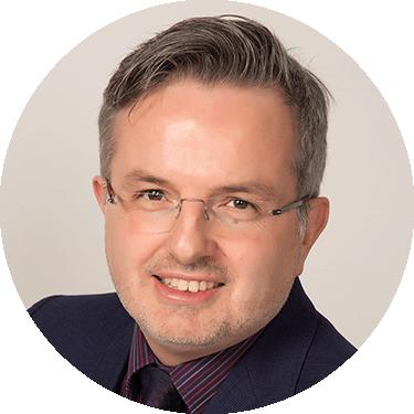 Professor Michael Young, the University of Sunderland's Deputy Vice-Chancellor (Academic)