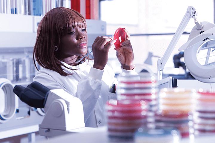 Tolu Oyebanji Biomedical Scientist