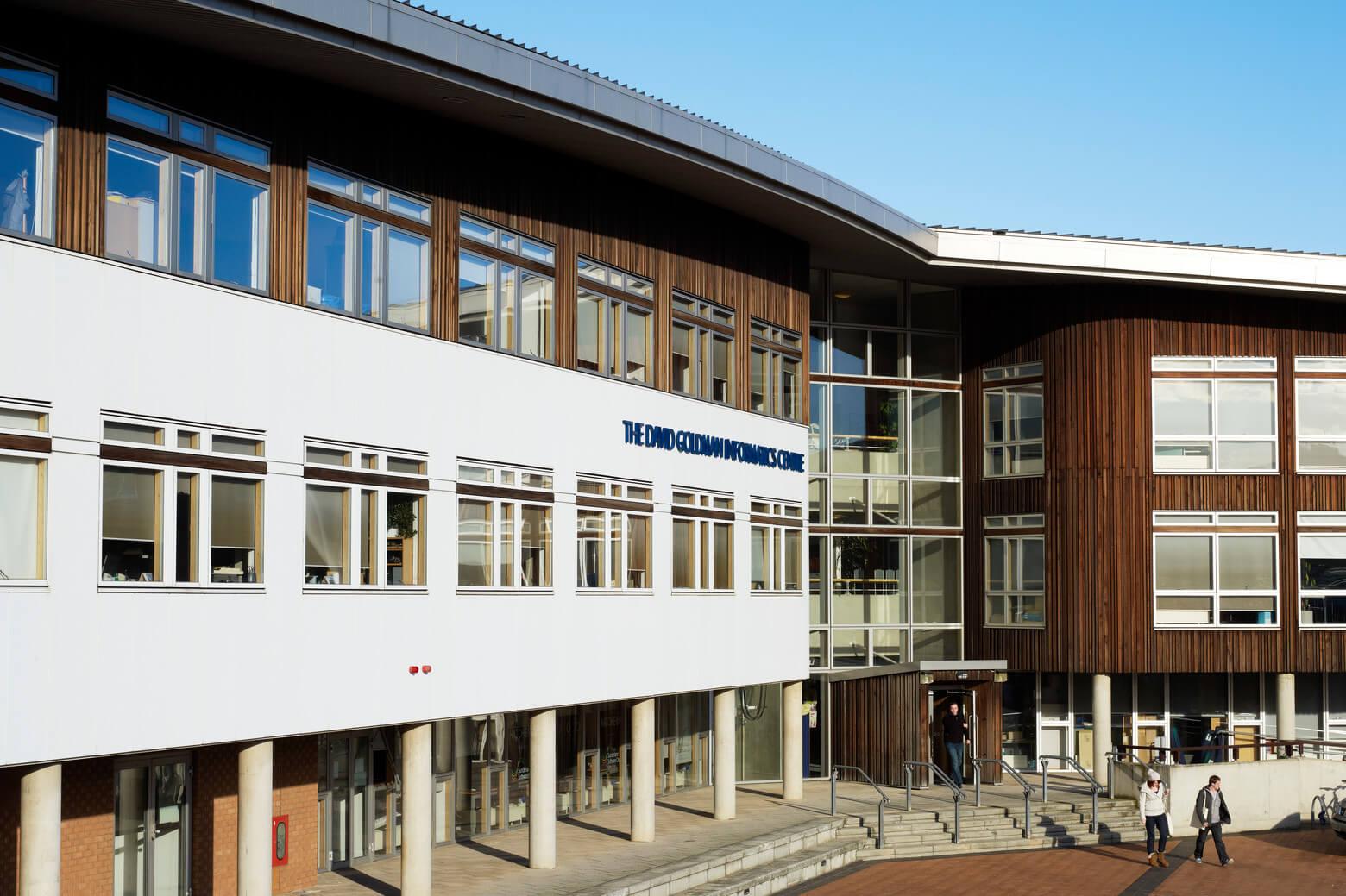 David Goldman Informatics Centre