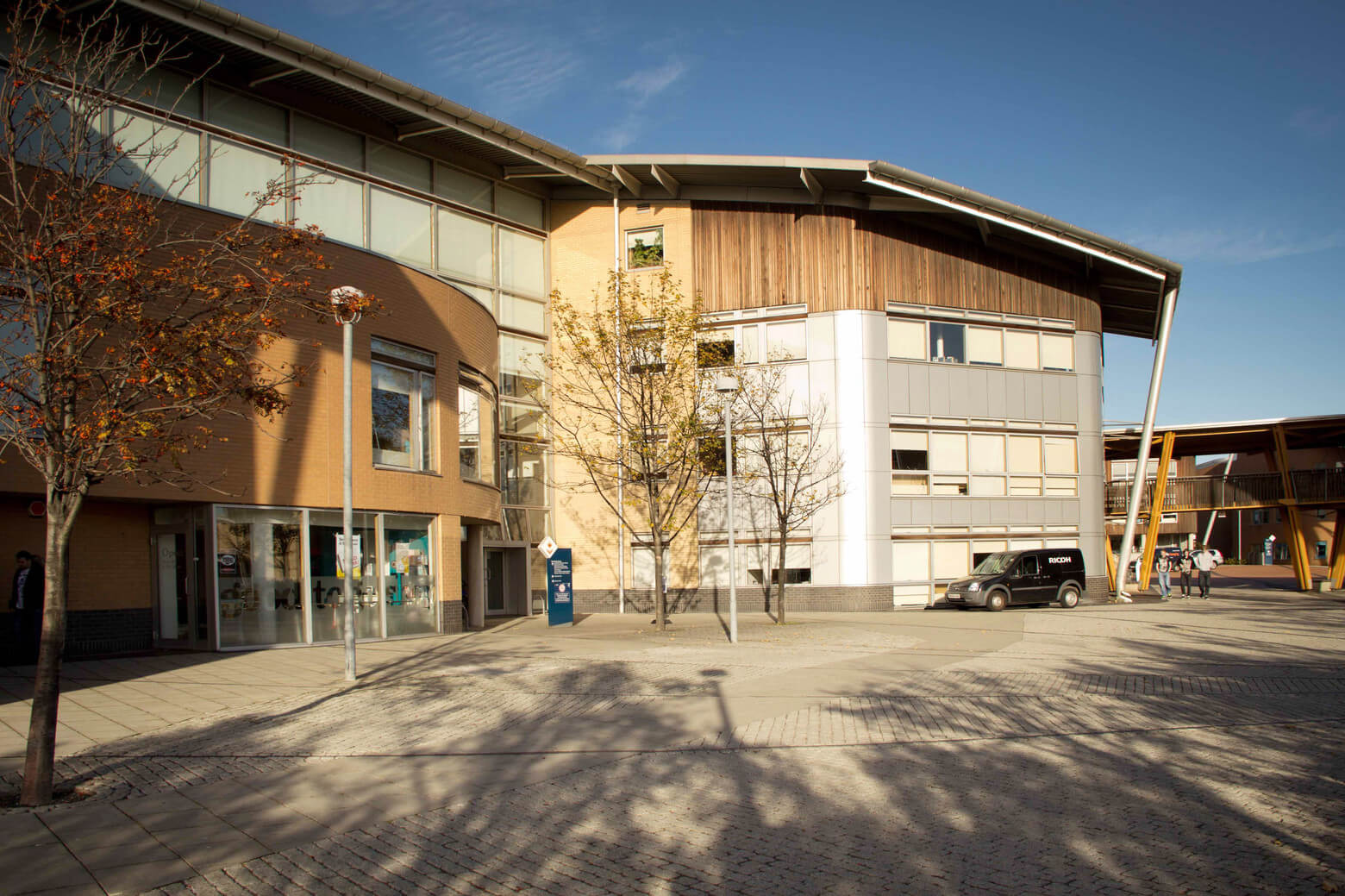 The Reg Vardy Centre
