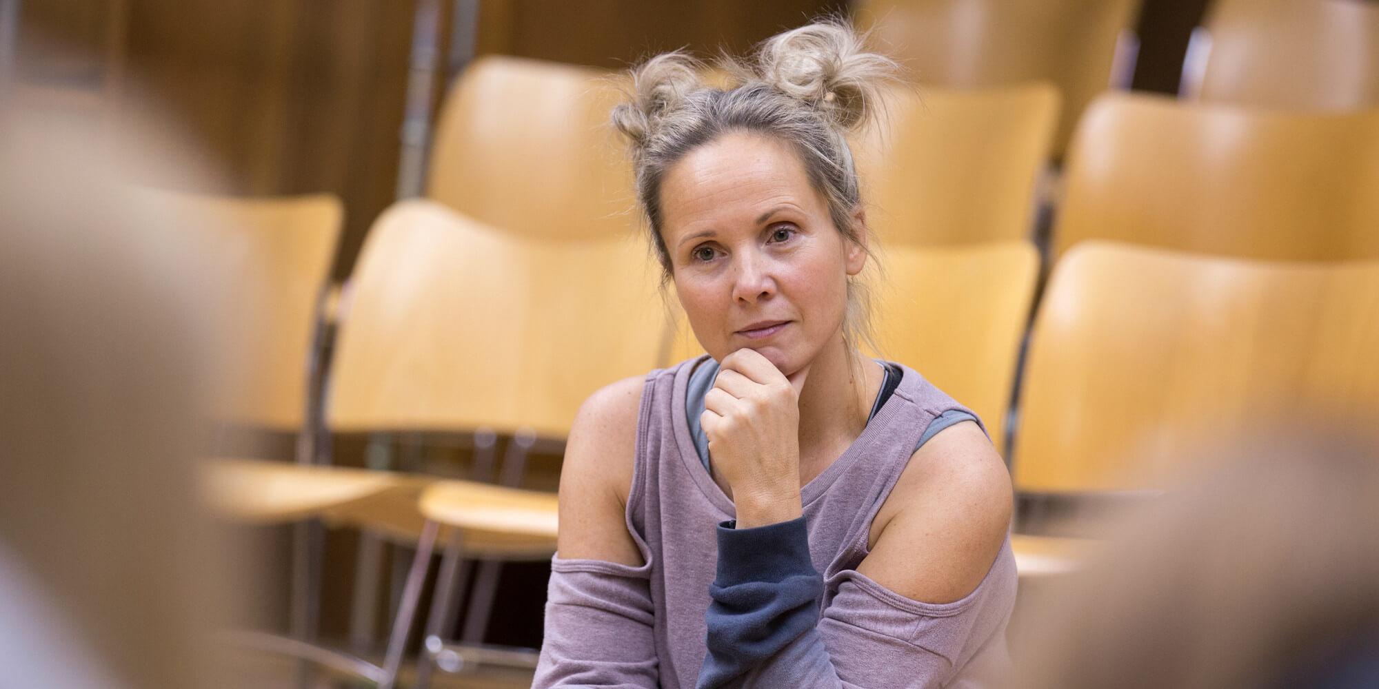 Performing Arts Lecturer Rachel-Emms Hobbins