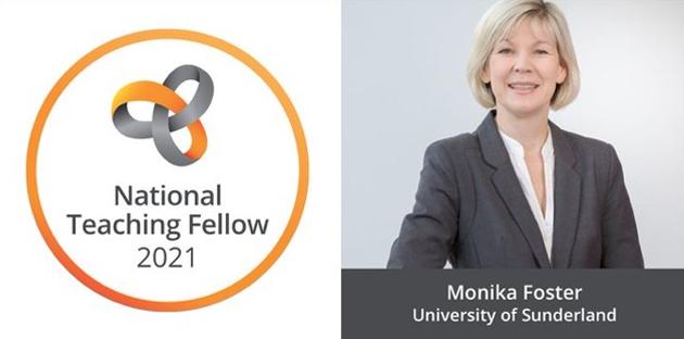 Professor Monika Foster NTF