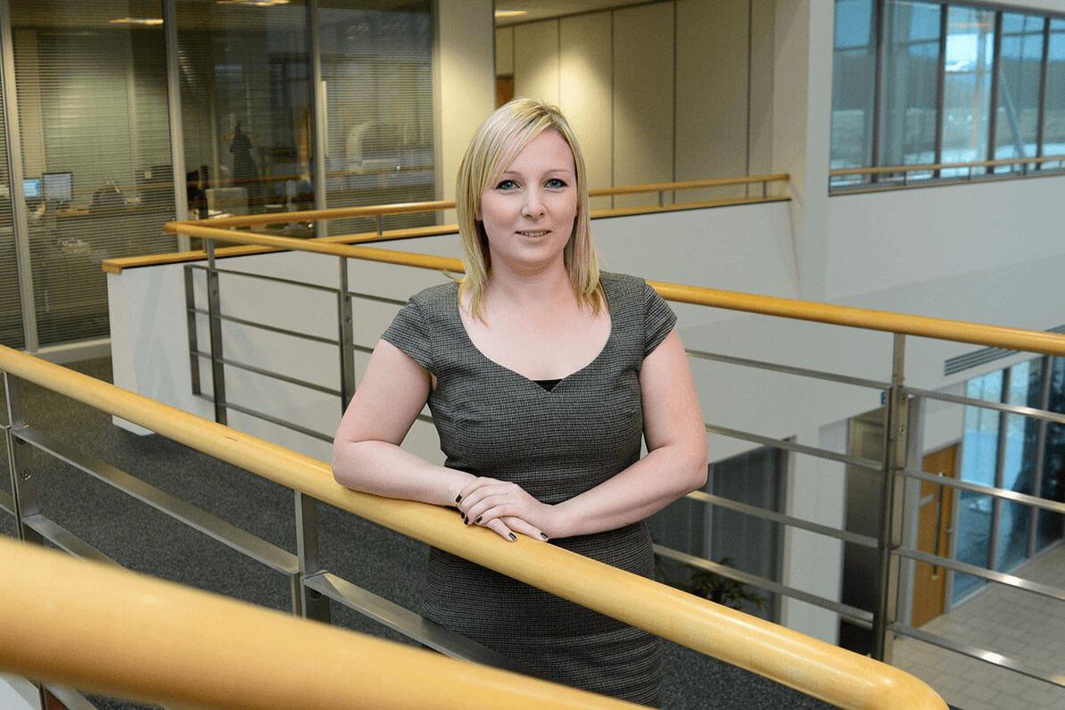 Amy Watson Sunderland Software City