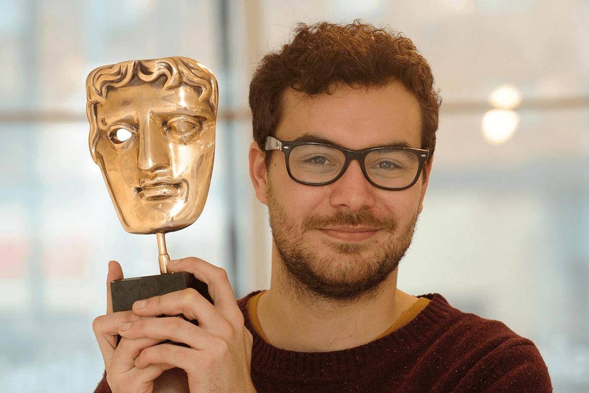 Jardine Sage BAFTA Winner