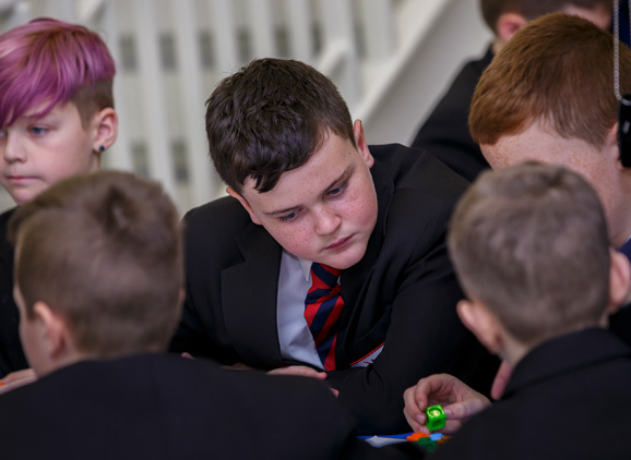BSc (Hons) Mathematics Education (11-16 years) with QTS