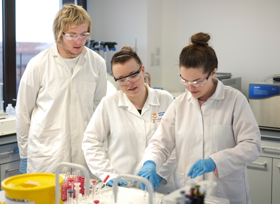 BSc (Hons) Physiological Sciences with Integrated Foundation Year