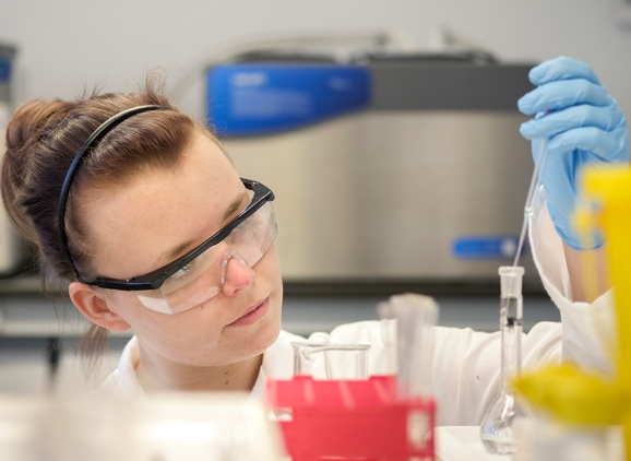 BSc (Hons) Biomedical Science with Integrated Foundation Year