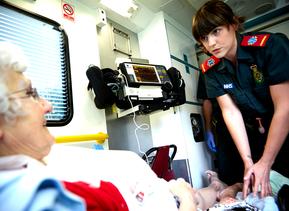 HE Diploma Paramedic Practice