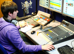 BA (Hons) Broadcast Journalism