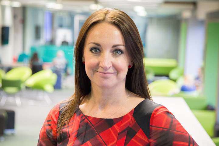 Kathryn Davison, Programme Leader for MPharm