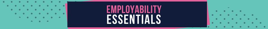 Employability Essentials web banner