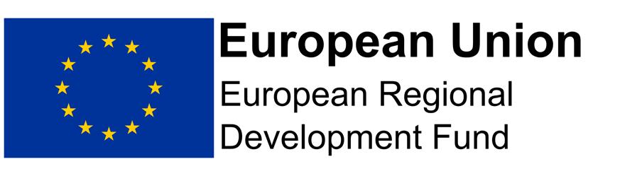 European Union Regional Development Fund logo